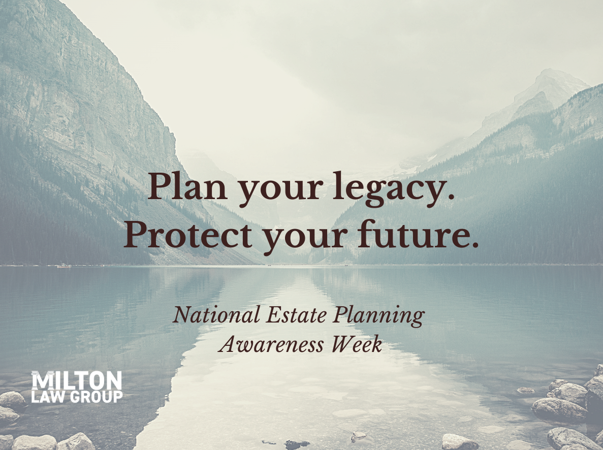 estate planning week